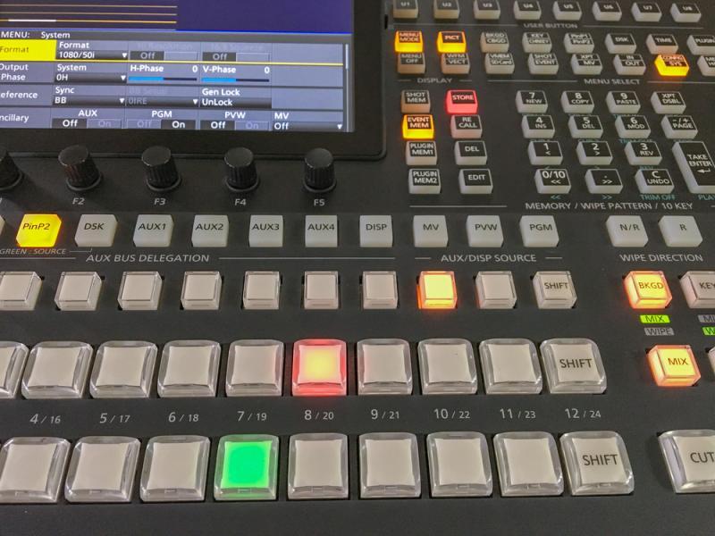 Audio & Visual Equipment