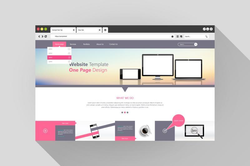 Website Design & IT